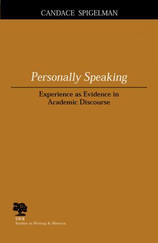Personally Speaking