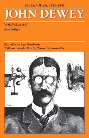 Early Works of John Dewey, Volume 2, 1882 - 1898