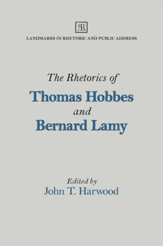 Rhetorics of Thomas Hobbes and Bernard Lamy