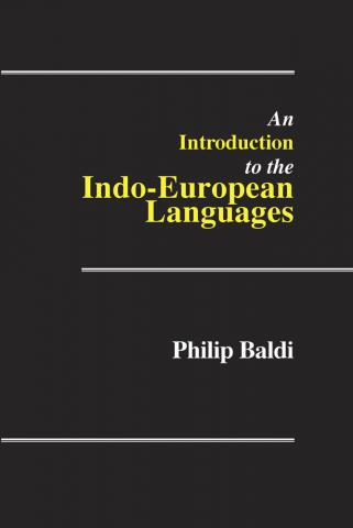 Introduction to the Indo-European Languages